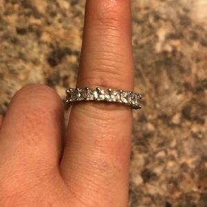 Boutique eternity ring